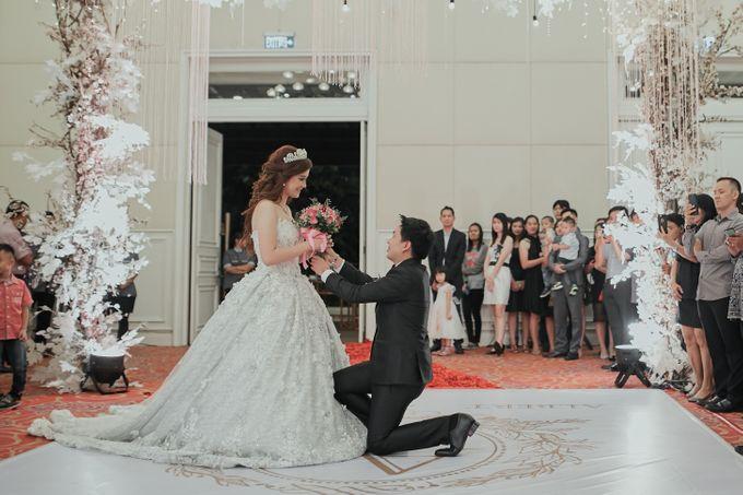 The Romance Wedding of Albert & Erissa by Khayim Beshafa One Stop Wedding - 001