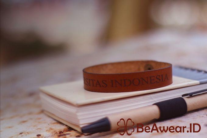 Gelang kulit Asli Custom by Beawear.id - 005