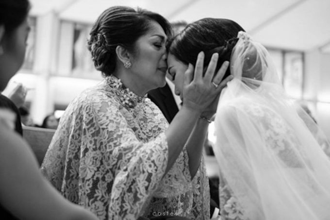Wedding Day of Alisa & Kevin by Costes Portrait - 022