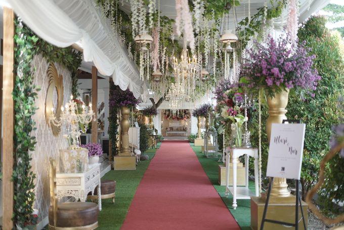 Nur & Utari wedding by isamare - 006