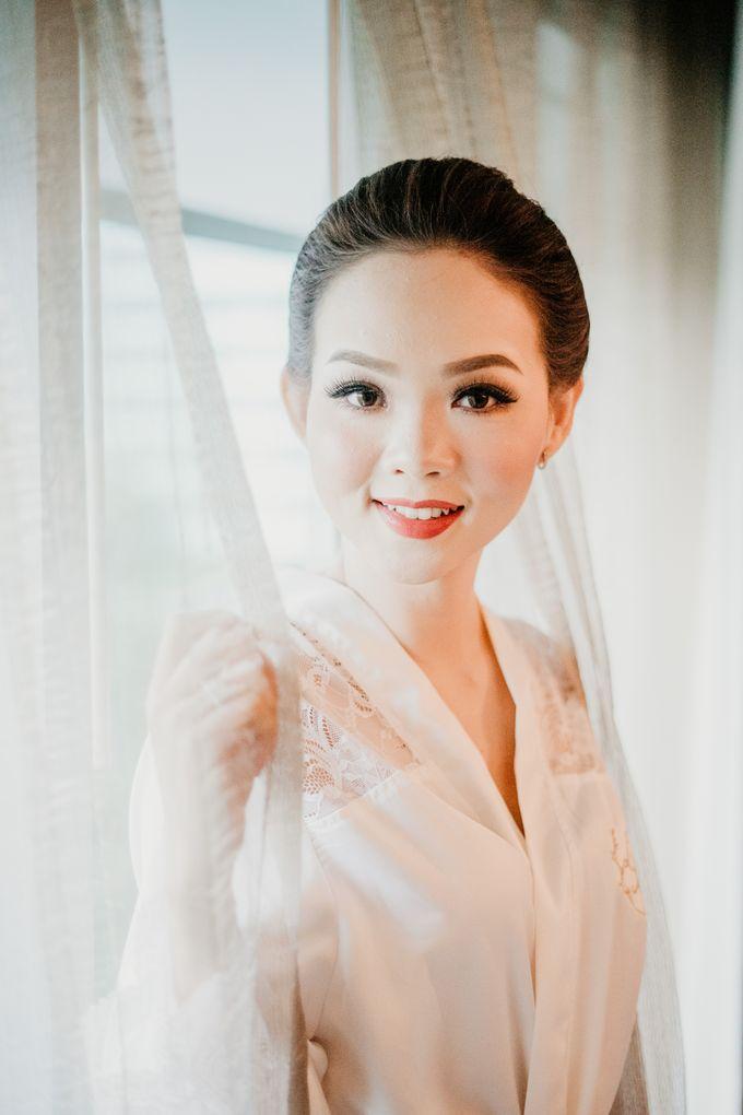 The Wedding of Leon & Audrey by Hotel Indonesia Kempinski Jakarta - 007