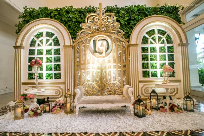 Glamour Javanese Carriage by Joelle Decoration - 008