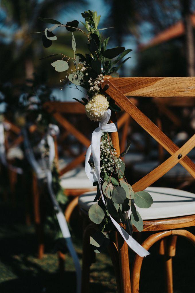 The Wedding of Shahril & Vivian by BDD Weddings Indonesia - 008