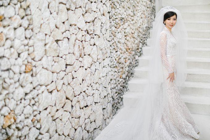 The Wedding of Johnsen & Fortunata by BDD Weddings Indonesia - 008