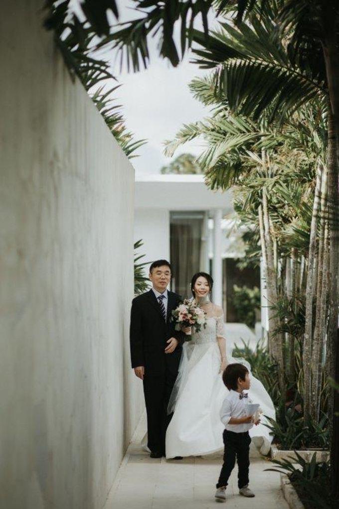 The Wedding of Benjamin & Wenjie by BDD Weddings Indonesia - 008