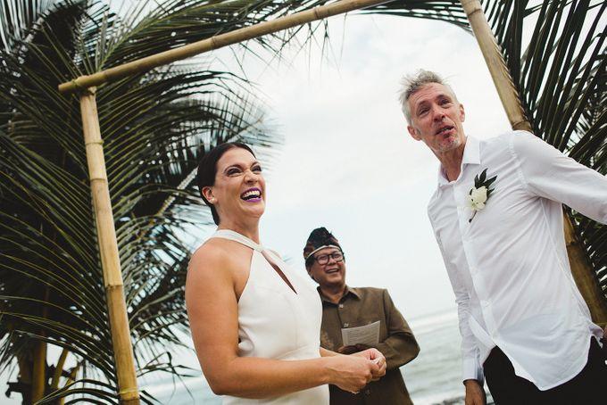 Jeanne & James Bali Wedding by SÁL PHOTO - 031