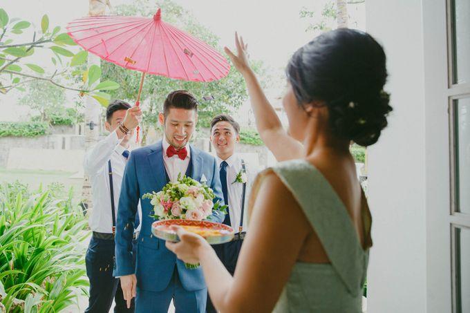 RUSTIC WEDDING DAVID AND JOICE IN SKY AYANA BALI by W organizer - 014