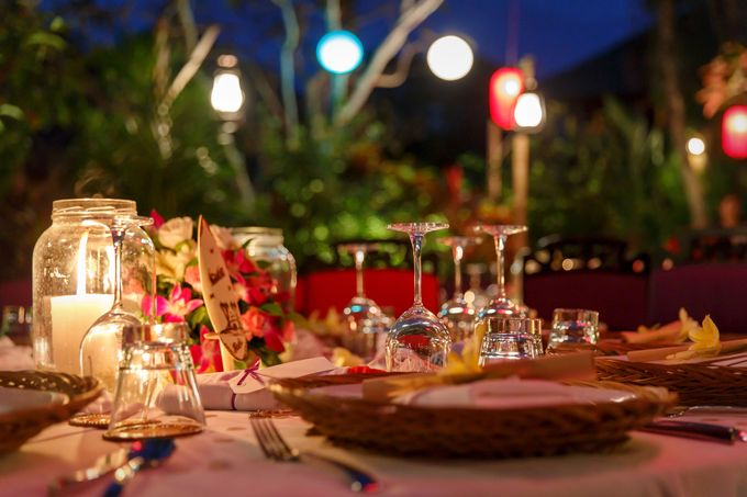 Dreamy Beach and Garden Wedding by D'studio Photography Bali - 010