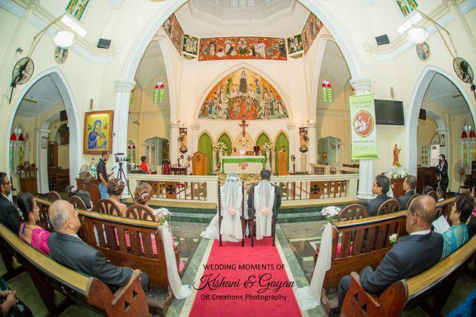 Wedding of Kishani & Gayan by DR Creations - 033