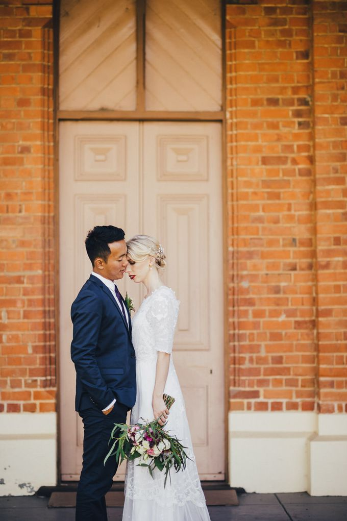 Tim and Laura Wedding by iZO Photography - 016