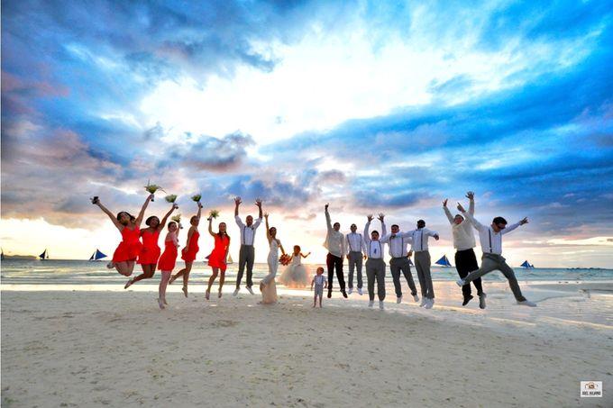 Wedding Bells in tropical Island by #1 Boracay Wedding Photographer - Joel Juliano - 023