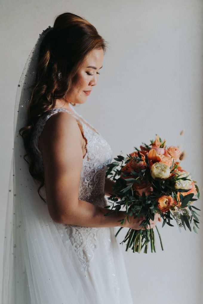 Romantic-Modern Wedding at Alila Uluwatu by Silverdust Decoration - 038