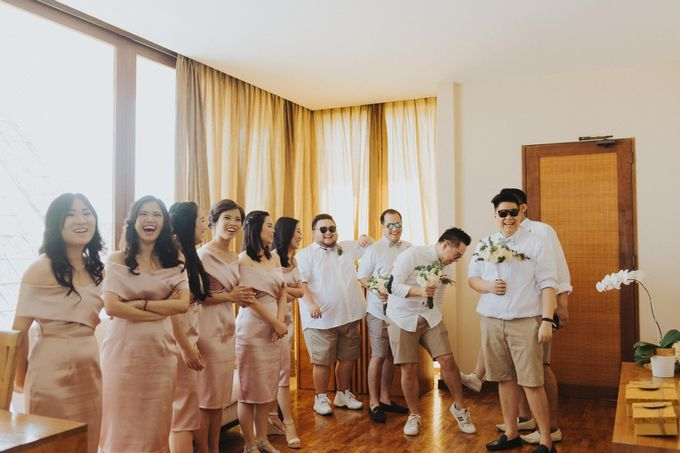 THE WEDDING OF DICKY & ERIKA by Panda Wedding Organizer - 014
