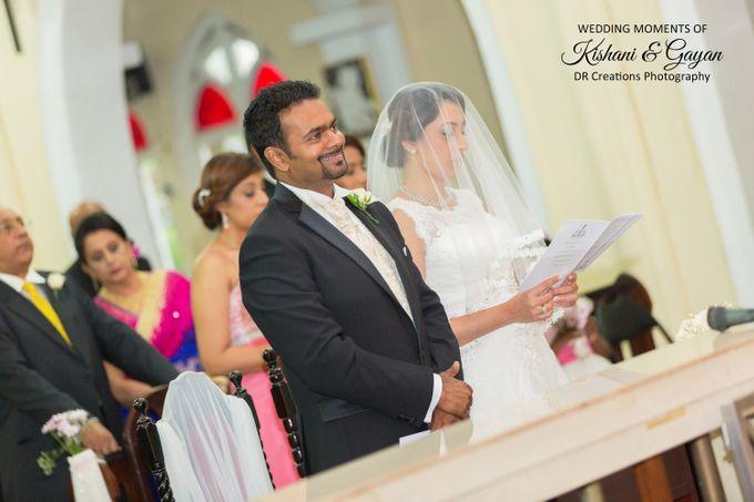 Wedding of Kishani & Gayan by DR Creations - 034