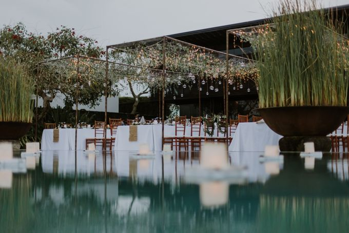 Wedding at Soori Bali by d'Oasis Florist & Decoration - 036