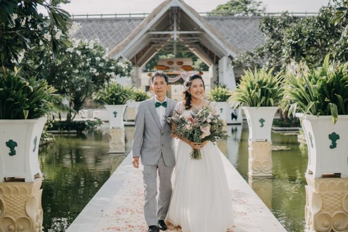 Jessica & Antonio Wedding by Bali Brides Wedding Planner - 014