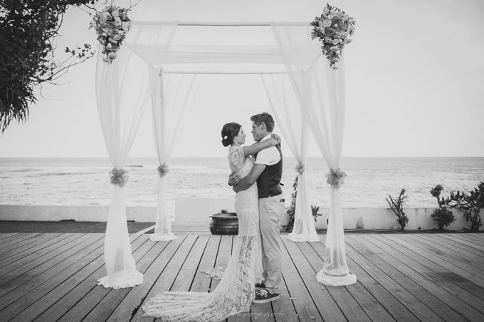 Jade & Jeremy | Wedding in Bali by AT Photography Bali - 019
