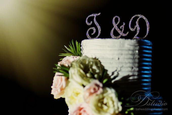 Tenniel and Dean Wedding by D'studio Photography Bali - 034