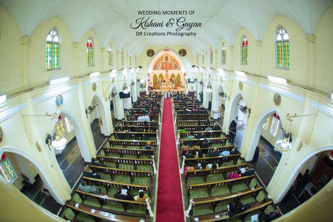Wedding of Kishani & Gayan by DR Creations - 035