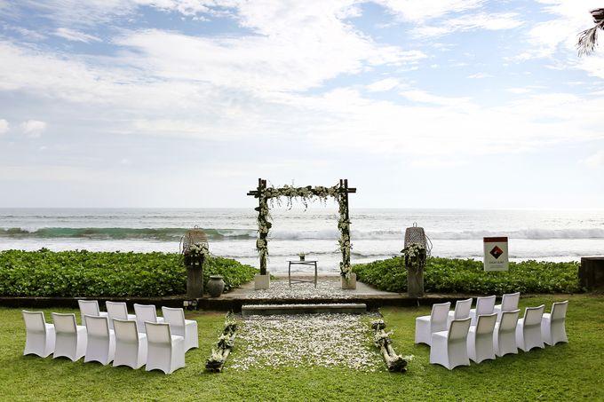Beach Wedding by W Bali - Seminyak - 021