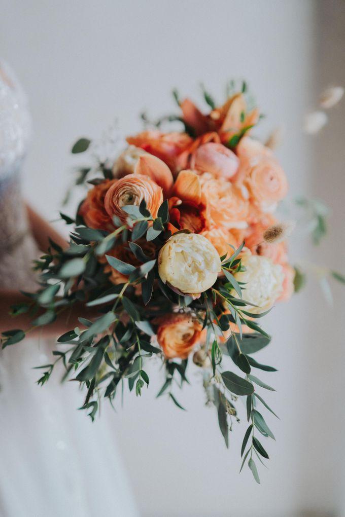 Romantic-Modern Wedding at Alila Uluwatu by Silverdust Decoration - 039