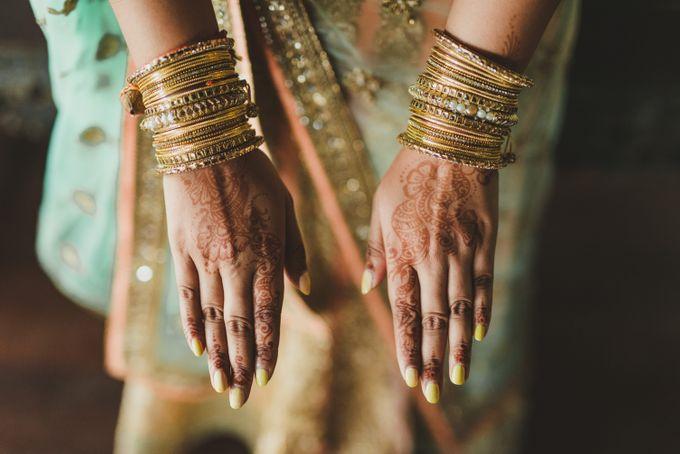 Indian Turkish Wedding by AMOR ETERNAL BALI WEDDING & EVENTS - 009