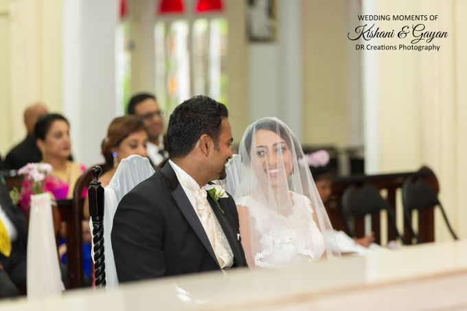 Wedding of Kishani & Gayan by DR Creations - 036