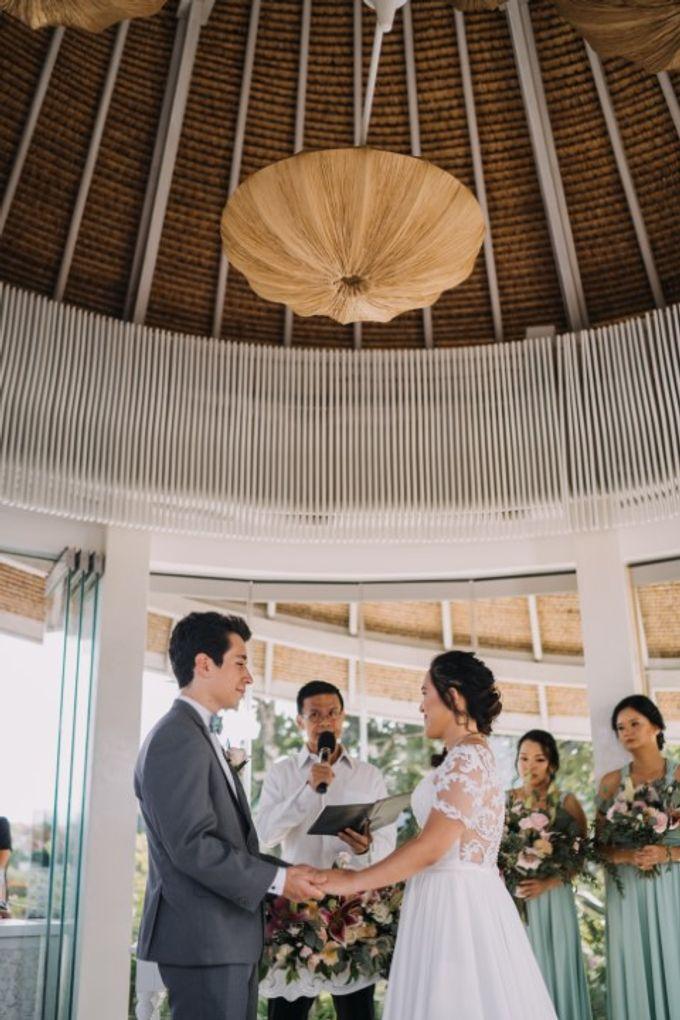 Jessica & Antonio Wedding by Bali Brides Wedding Planner - 015