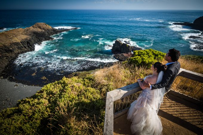 Leonie & Ryan, Mornington Peninsula, Victoria, Australia by Tim Gerard Barker Wedding Photography & Film - 013