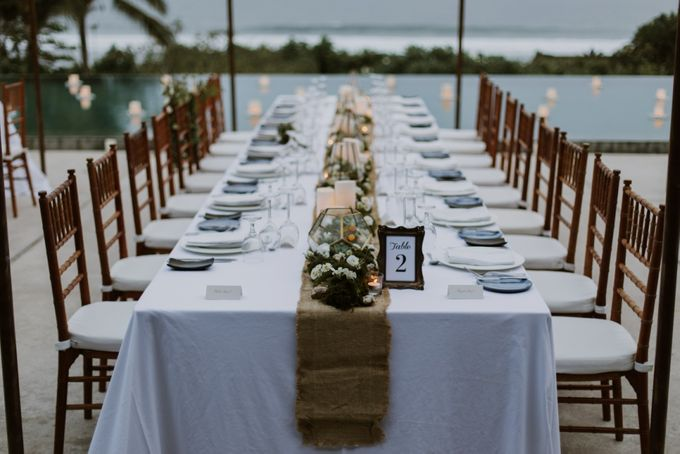 Wedding at Soori Bali by d'Oasis Florist & Decoration - 038