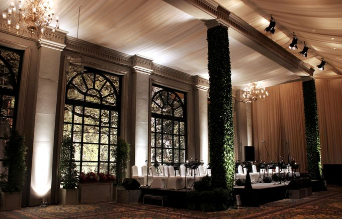 John and Xuan Wei Wedding Reception by Amarillis Floral and Party Decorator - 006