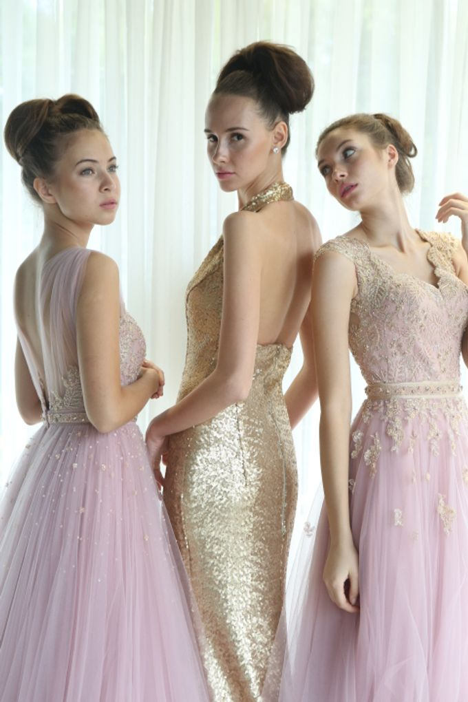 After Party Gown by DHITA bride - 004