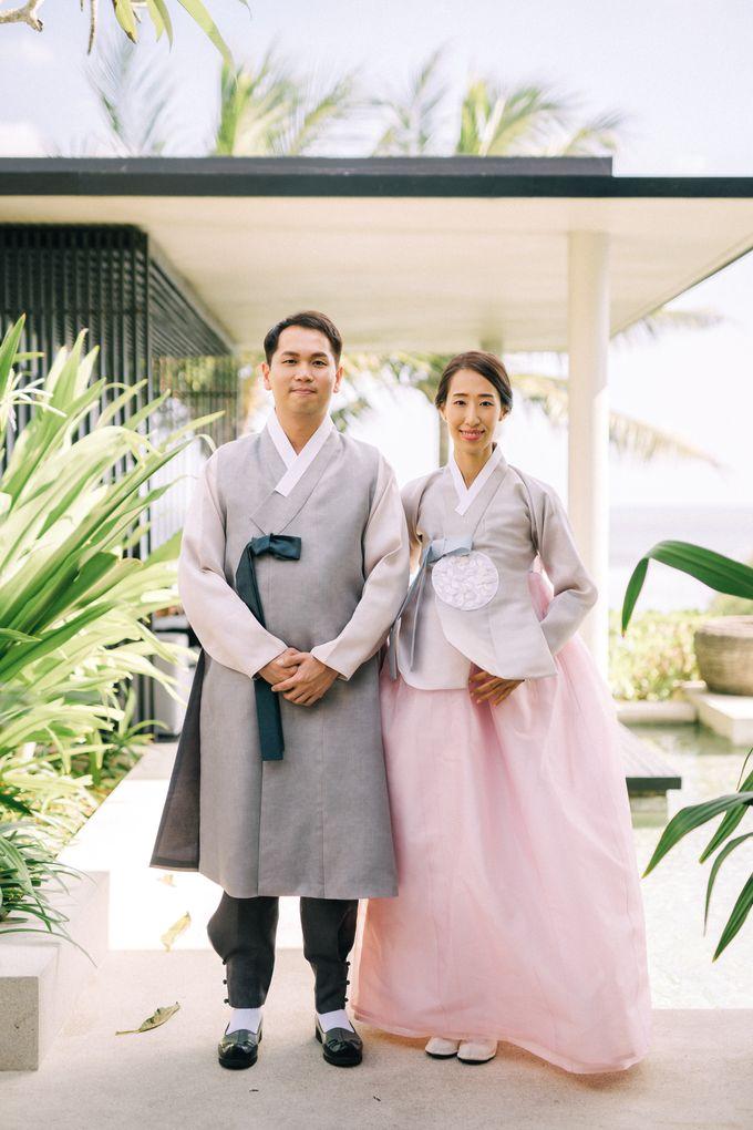B & J Wedding by Soori Bali - 001