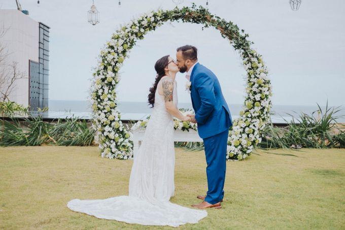 The Wedding of Chris & Mona by Varawedding - 001