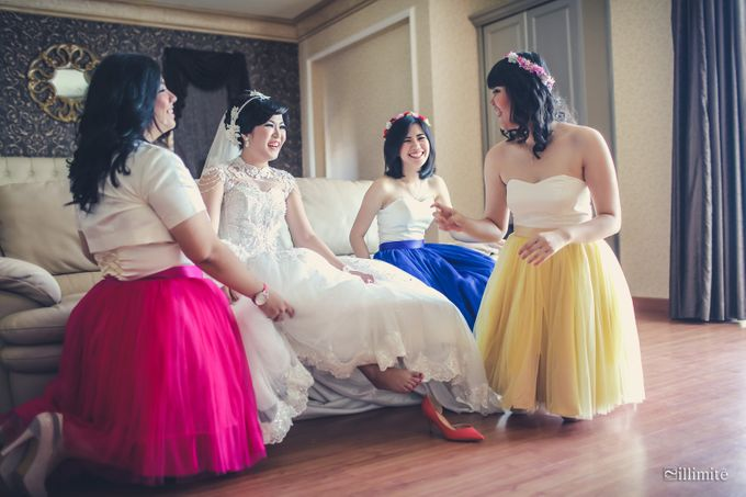 GUNAWAN & VERO WEDDING DAY by Overdream Production - 008