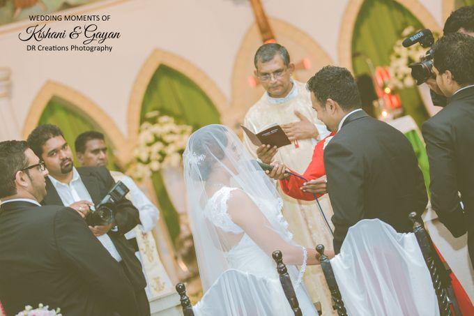 Wedding of Kishani & Gayan by DR Creations - 037