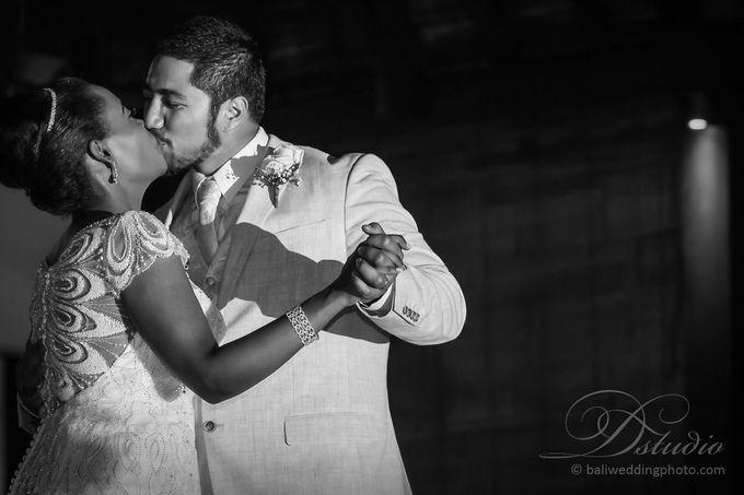 Tenniel and Dean Wedding by D'studio Photography Bali - 036