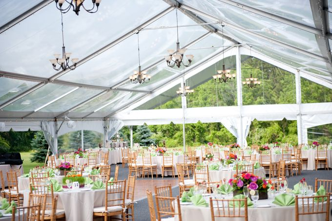 Tented Garden Pavilions by Open Aire Affairs - 007