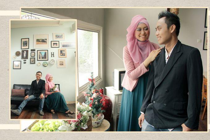 Pre Wedding - Martalina & Riza by Ennea Pictures - 002