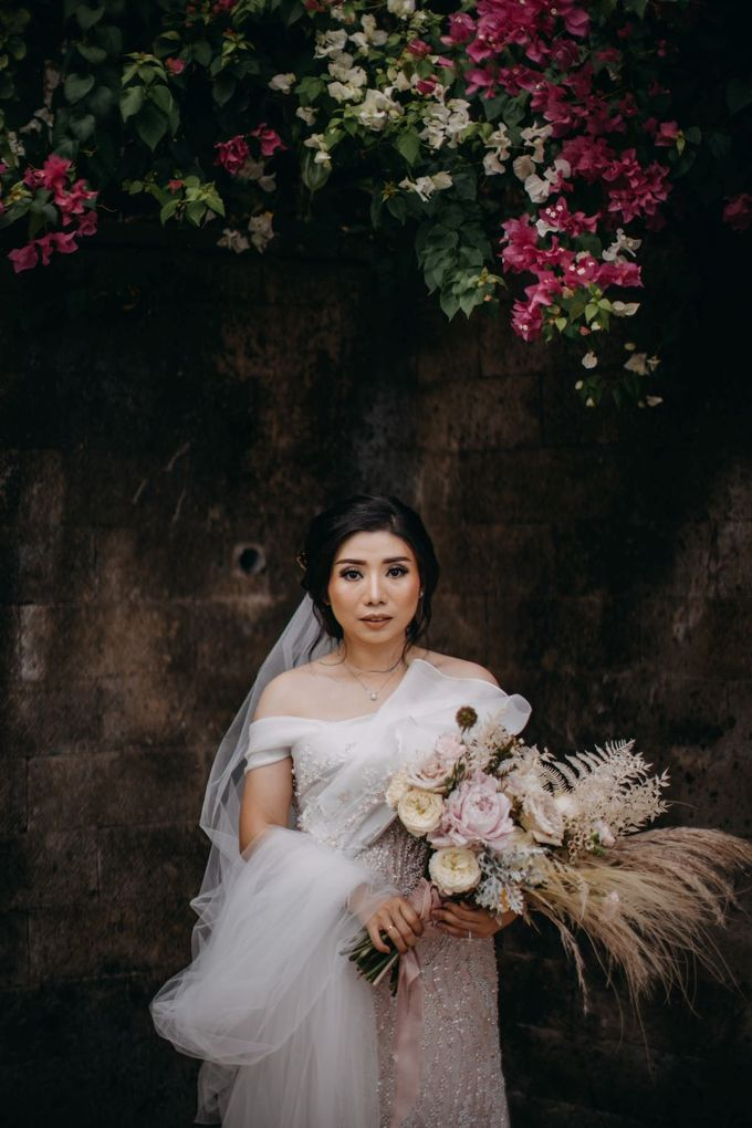 Eldon and Ivana Wedding on 14th December 2019 by The edge - 026
