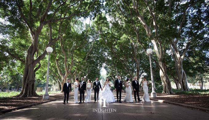 Lisa and Johnnys Wedding by Inlighten Photography - 032