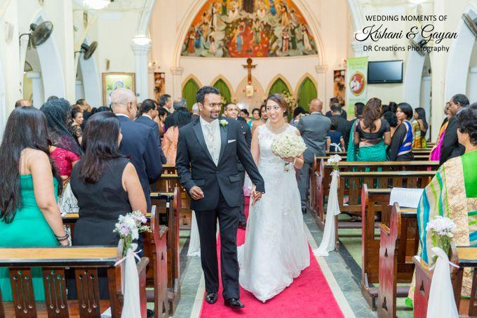 Wedding of Kishani & Gayan by DR Creations - 038
