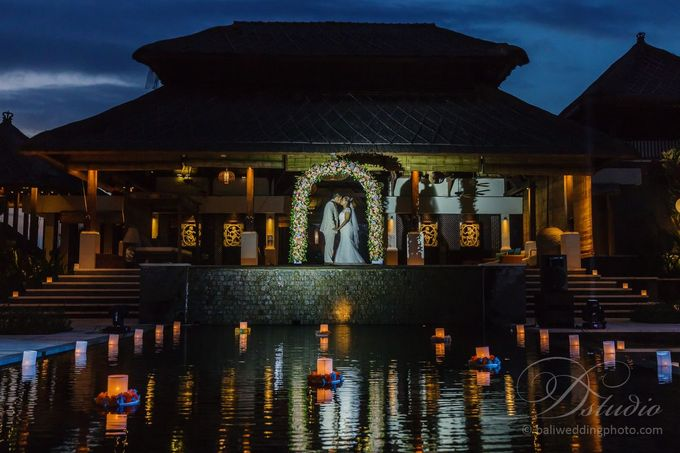 Tenniel and Dean Wedding by D'studio Photography Bali - 037
