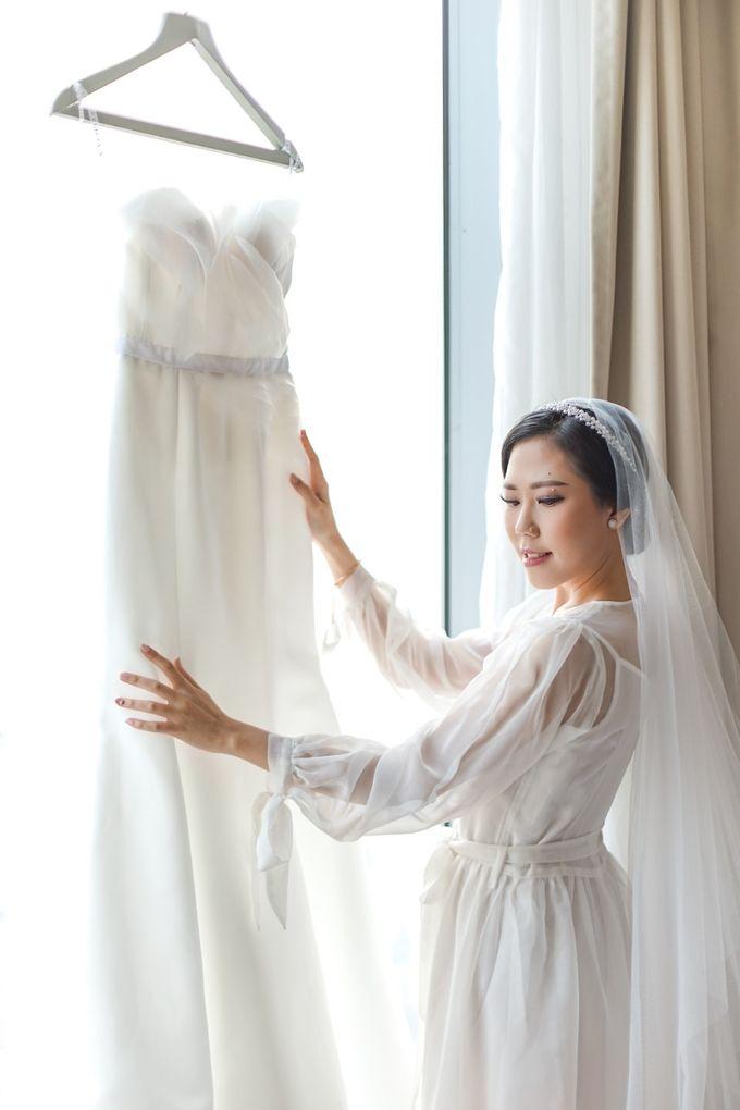 Wedding Of Sastra & Gracia (Green) by Ohana Enterprise - 020