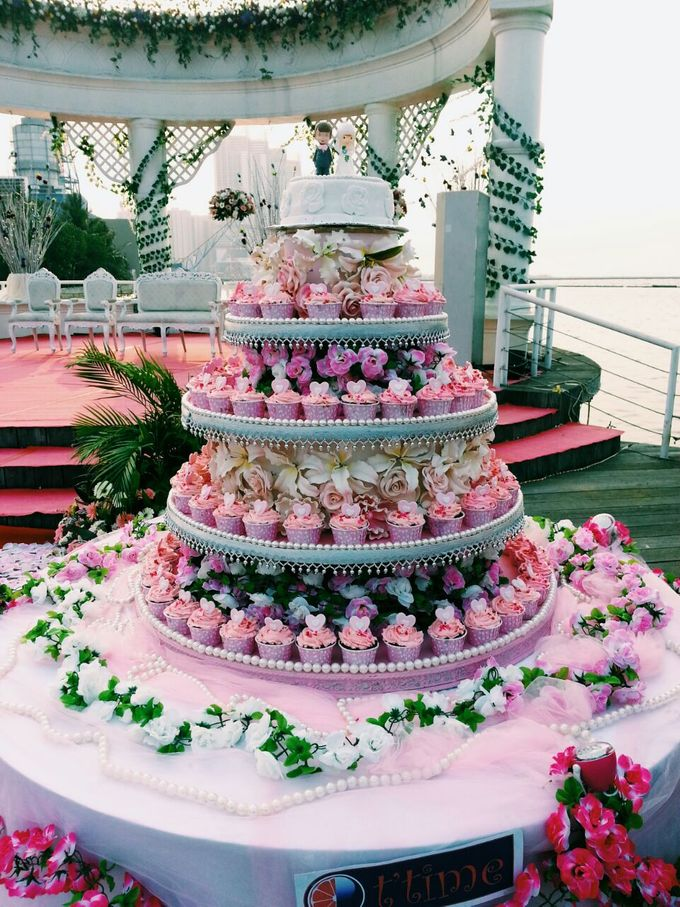 The Wedding of Chandra & Devia by WedConcept Wedding Planner & Organizer - 011