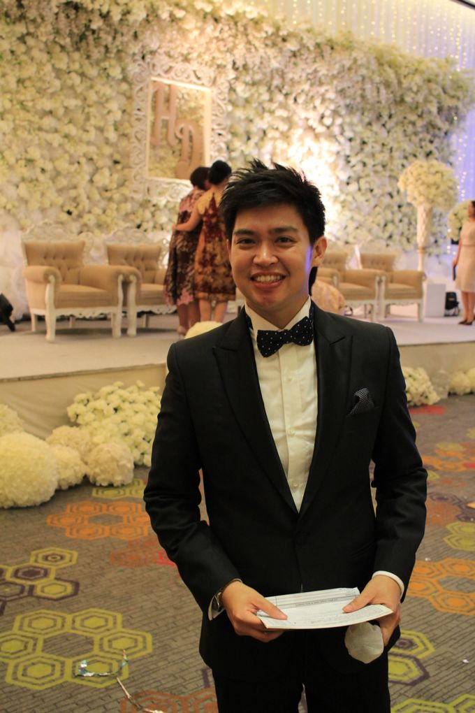MC Wedding Holiday Inn Kemayoran Jakarta - Anthony Stevven by Holiday Inn Jakarta Kemayoran - 008