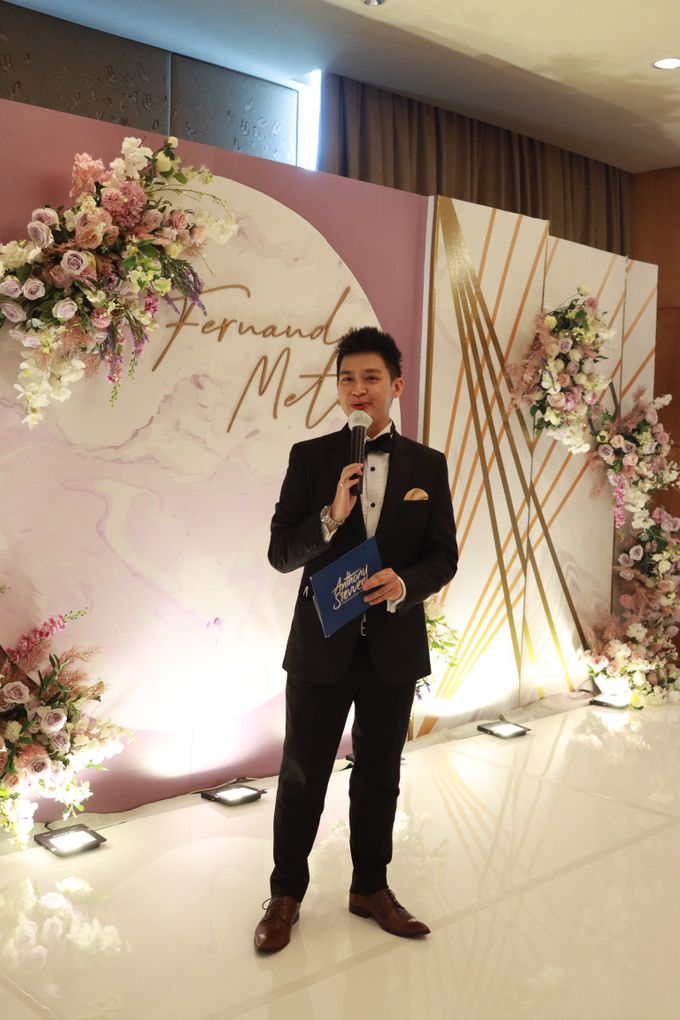 MC Wedding Intimate Hotel Mulia Jakarta - Anthony Stevven by Anthony Stevven - 021