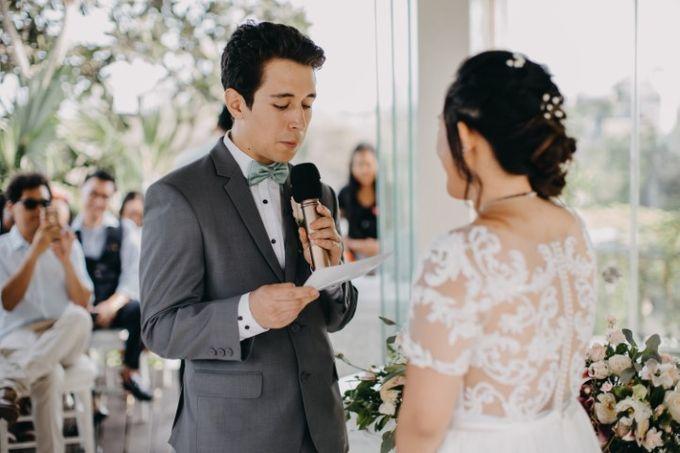Jessica & Antonio Wedding by Bali Brides Wedding Planner - 016