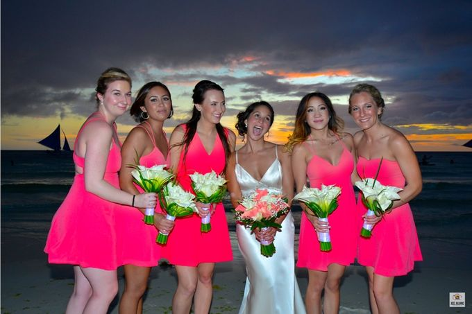Wedding Bells in tropical Island by #1 Boracay Wedding Photographer - Joel Juliano - 025