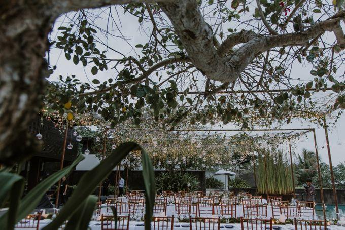 Wedding at Soori Bali by d'Oasis Florist & Decoration - 041